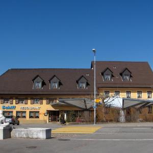 Hotel Pictures: Hotel Restaurant Schiff, Möhlin