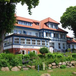 Hotelbilleder: Ferienwohnung auf Hiddensee im Ort Kloster, Kloster