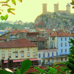 Hotel Pictures: Hôtel Restaurant Lons, Foix