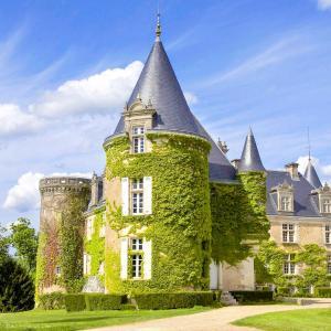 Hotel Pictures: Hôtel Château de La Côte - Brantôme, Biras