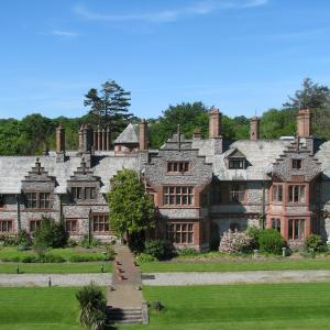 Hotel Pictures: Caer Rhun Hall, Conwy
