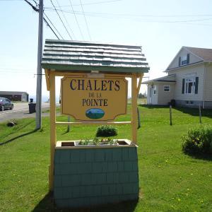 Hotel Pictures: Chalets de la pointe, Perce