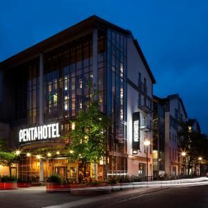 Hotel Pictures: pentahotel Rostock, Rostock
