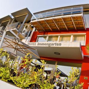 Hotelbilleder: Bodenseehotel Immengarten, Bodman-Ludwigshafen