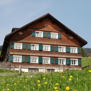 Zdjęcia hotelu: Bio Ferienbauernhof Greber, Schwarzenberg im Bregenzerwald