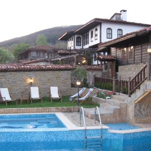 Fotografie hotelů: Sava Cupetsa Guest House, Zheravna