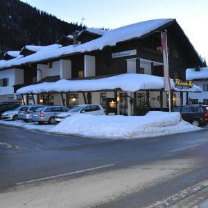 Zdjęcia hotelu: Hotel Klostertalerhof, Klösterle am Arlberg