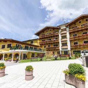 Fotografie hotelů: Hotel Oberwirt - Das herzliche Hotel, Viehhofen
