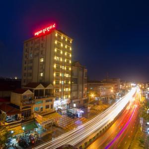 ホテル写真: Good Luck Day Hotel & Apartment, プノンペン