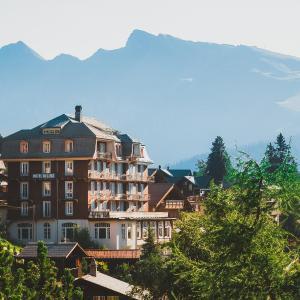 Hotel Pictures: Hotel Regina, Mürren