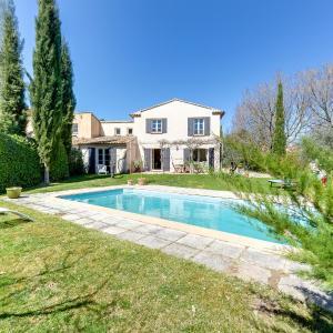 Hotel Pictures: Inviting Provencal Villa, Aix-en-Provence