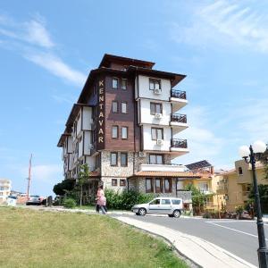 ホテル写真: Private Apartments in Complex Kentavar, サニービーチ