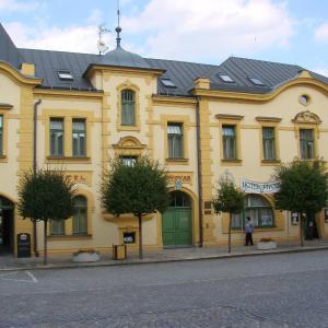 Hotel Pictures: Pivovarský Hotel, Kojetín