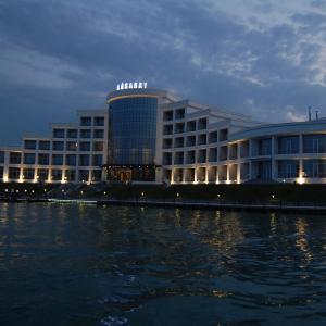 酒店图片: Agsaray Deluxe Hotel, Mingachevir