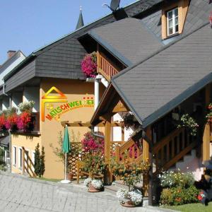 Zdjęcia hotelu: Bio-Bauernhof-Hotel Matlschweiger, Lassing