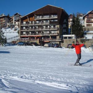 Hotel Pictures: Hôtel l'Adrech de Lagas, Valberg