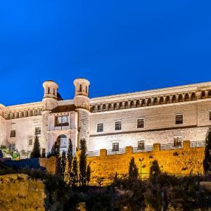 Hotel Pictures: Hospedería Castillo Papa Luna, Illueca