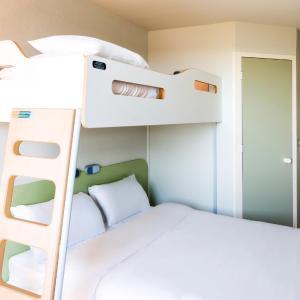 Hotel Pictures: ibis budget Clermont Ferrand le Brezet Aeroport, Clermont-Ferrand