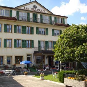 Hotel Pictures: Les Tilleuls, Gorgier