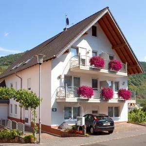 Hotelbilleder: Ferienweingut Klaus Thiesen Gästezimmer und Apartments, Ellenz-Poltersdorf