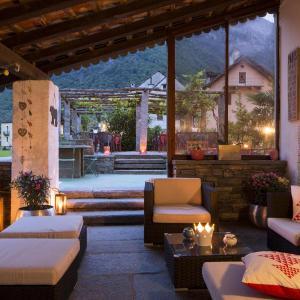 Hotel Pictures: Locanda Turisti, Bignasco