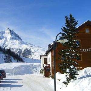 Hotellikuvia: Pension Vallüla, Galtür