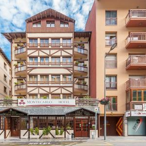 Fotografie hotelů: Montecarlo, Encamp
