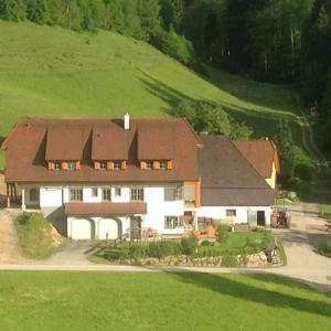 Hotellikuvia: Ferienhof Hintergrabenbauer, Spital am Pyhrn