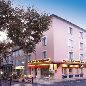 Hotel Pictures: Hotel Du Centre Et Du Lauragais, Castelnaudary
