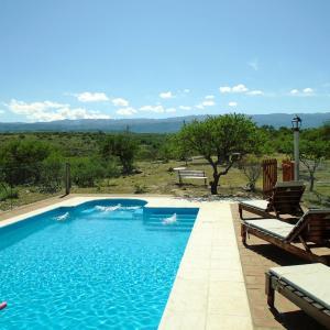 Fotos de l'hotel: Cabañas Alhue Traslasierra, Nono