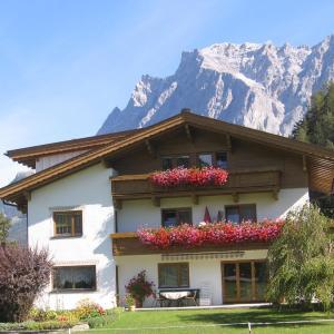 Hotelbilleder: Gästehaus Renate, Biberwier