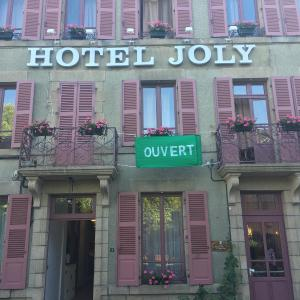Hotel Pictures: Hotel Joly, Dun-le-Palestel