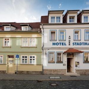 Hotelbilleder: Hotel an der Stadtmauer, Mühlhausen