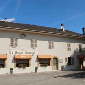 Hotel Pictures: La Bonne Auberge, Ségny