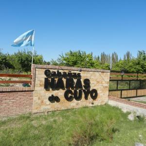 Zdjęcia hotelu: Cabañas Haras de Cuyo, San Rafael