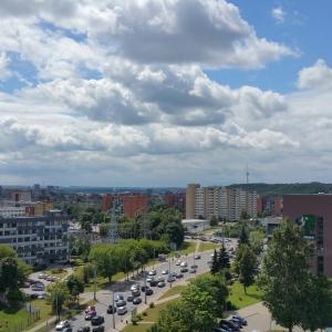 Zdjęcia hotelu: Sky Studio near the Vilnius Center, Wilno