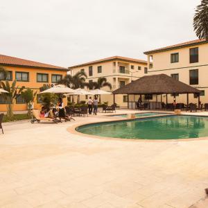酒店图片: Complexo Turístico Chik Chik Morro Bento, 罗安达