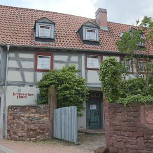 Hotelbilleder: Doernersches Haus, Walldorf