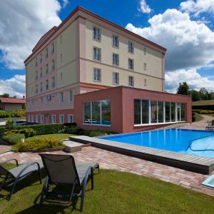 Hotel Pictures: Francis Palace, Františkovy Lázně