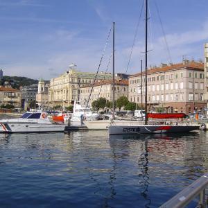 Hotellikuvia: Apartment Mia, Rijeka