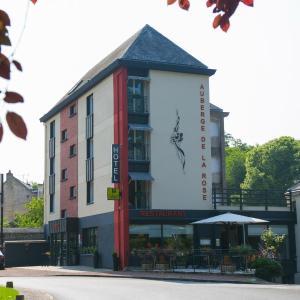 Hotel Pictures: Logis Auberge de la Rose, Doué-la-Fontaine