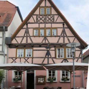 Hotelbilleder: Hotel Haus Landgraf, Walldorf