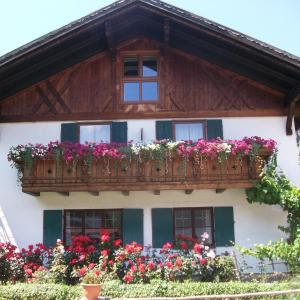 Hotelbilleder: Haus Alpenrose, Schwangau
