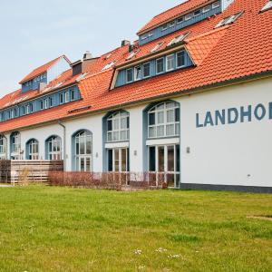 Hotelbilleder: Landhof Usedom App. 203, Stolpe auf Usedom