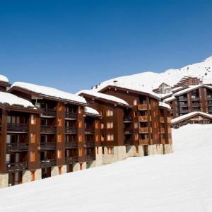 Hotel Pictures: Maeva Particuliers Résidence Les Chalets des Arolles, Mâcot La Plagne