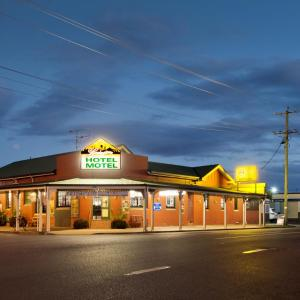 Hotellikuvia: Lamington Hotel Motel - Detached Motel, Maryborough