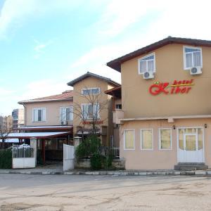 Fotografie hotelů: Hotel Kibor, Gŭlŭbovo