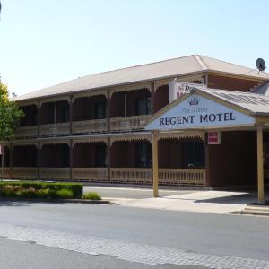 Фотографии отеля: Albury Regent Motel, Олбери