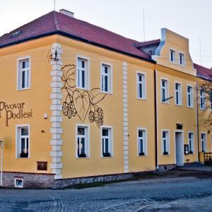 Hotel Pictures: Penzion Pivovar Podlesí, Příbram