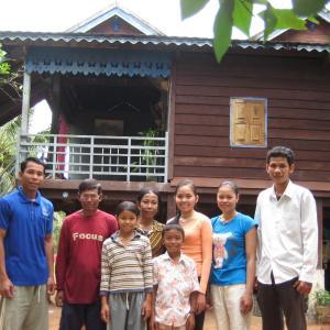 Foto Hotel: Siem Reap Home Stay, Tavien